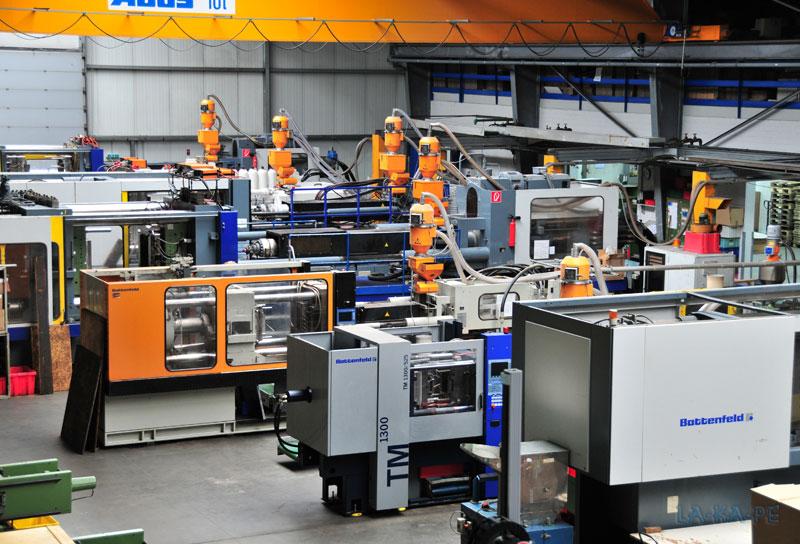Produktionshalle